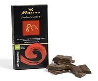 Cioccolato fondente Mascao (cacao all'85%)