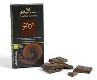 Cioccolato fondente Mascao (cacao al 70%)