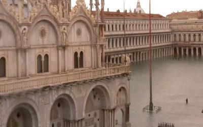 Venezia, non è colpa delle acque